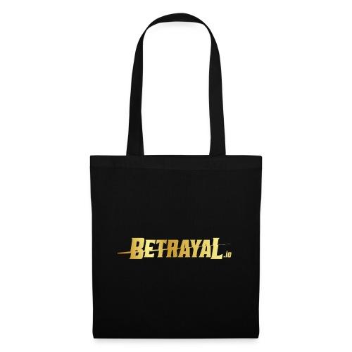 00417 Betrayal dorado - Bolsa de tela