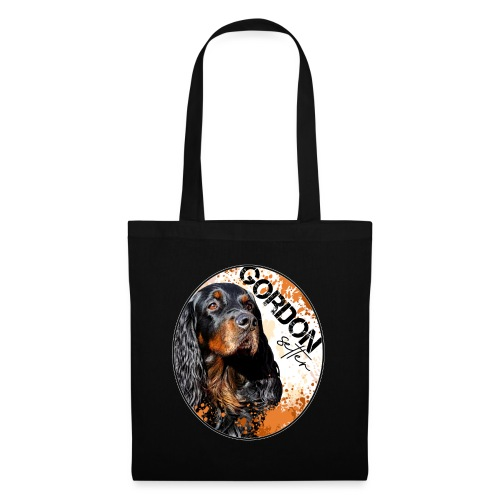 Gordon Setter Splash - Kangaskassi