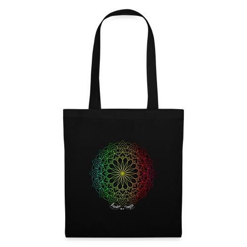 Mystic Flower Mandala - Stoffbeutel