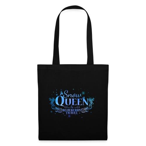 Snow Queen - Borsa di stoffa