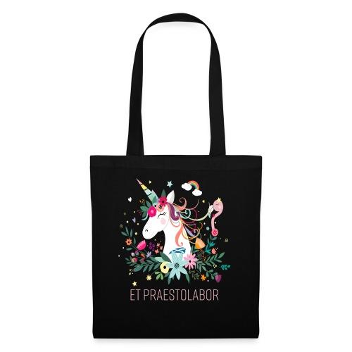 White Unicorn Wait & Hope - Tote Bag
