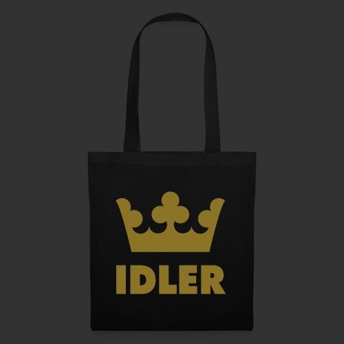 IDLER - Tygväska