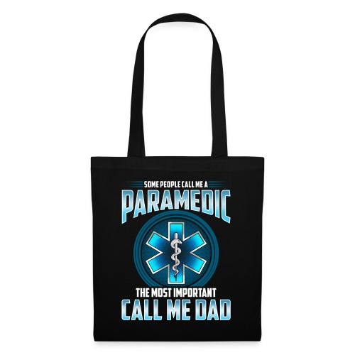 Paramedic Dad Shirt - Tote Bag