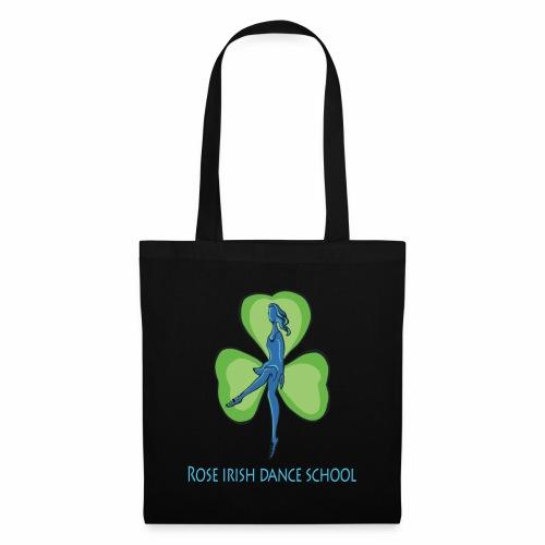 Rose Irish Dance School logo - Tas van stof