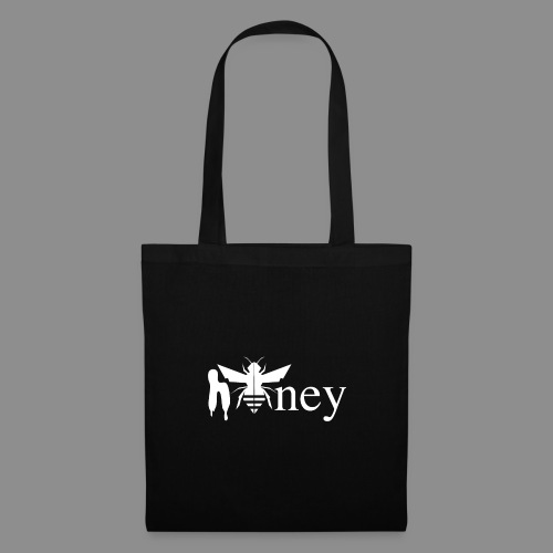 Honey (White version) - Tote Bag