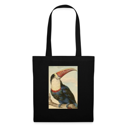 TOUCAN A BEC ROUGE - Tote Bag
