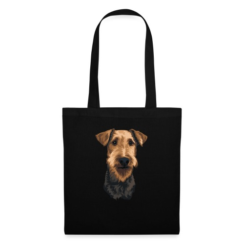 JUNO Airedale Terrier - Tote Bag