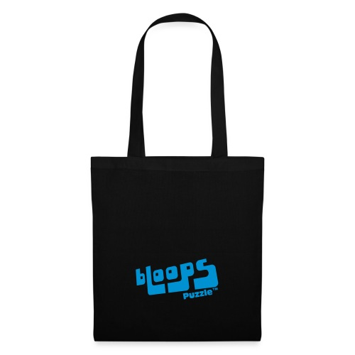 Women's Organic Tank Top bLoops Puzzle™ - Tas van stof