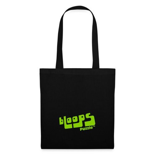 Women's Organic Tank Top bLoops Puzzle™ - Borsa di stoffa
