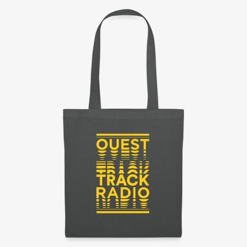 Logo Vertical Grand Jaune - Tote Bag