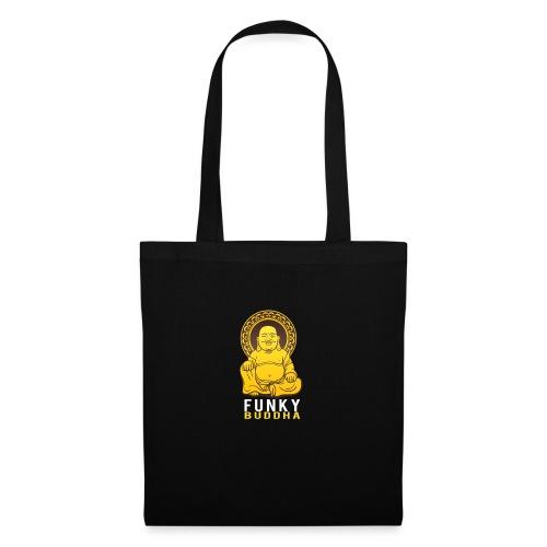Funky Buddha - Stoffbeutel