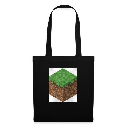 mincreft block - Tas van stof