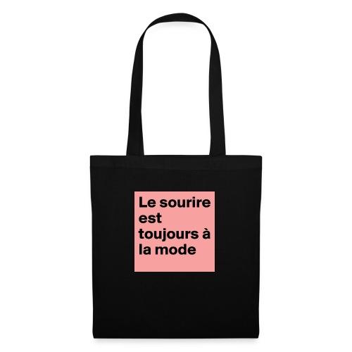 M-boutiquele sourire est toujours à la mode - Tote Bag