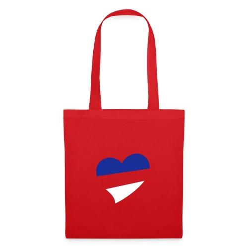 Men's Heart T Shirt - Tote Bag