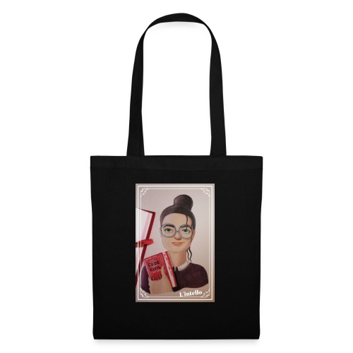 fille intello - Tote Bag