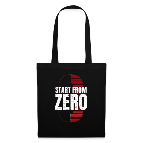 Start from ZERO - Tote Bag