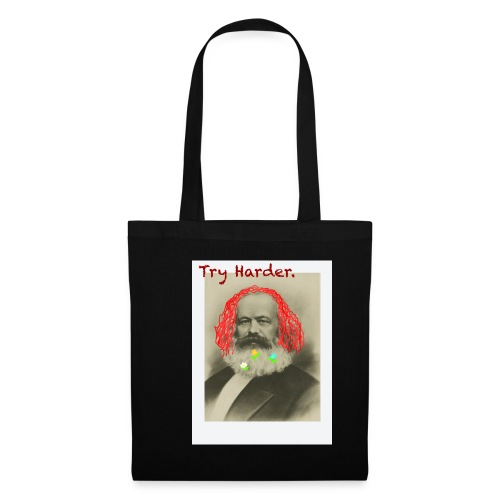 Try Harder, Comrade! - Tote Bag