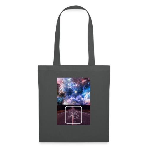 Vuela hasta el espacio - Bolsa de tela