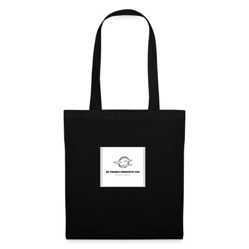 Imprimé Be the best version of you - Tote Bag