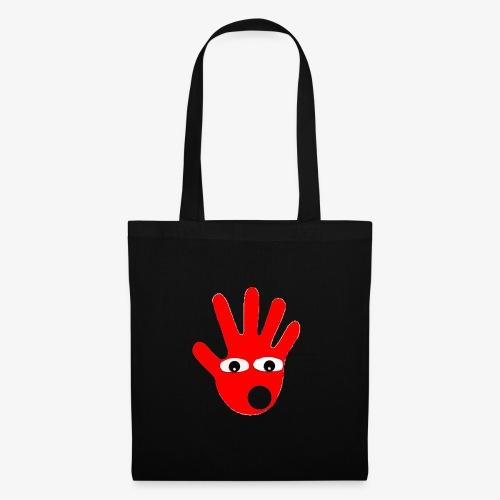 Hände mit Augen - Tote Bag