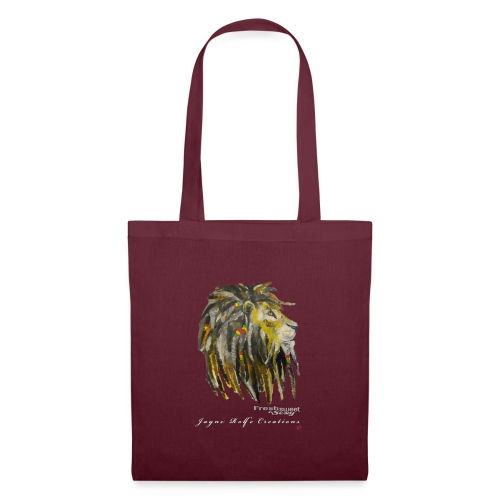 JR's Dred Lion Range 2 - Tote Bag
