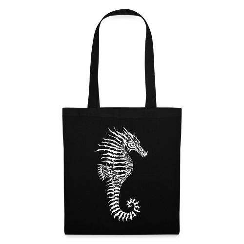Alien Seahorse Invasion - Tote Bag