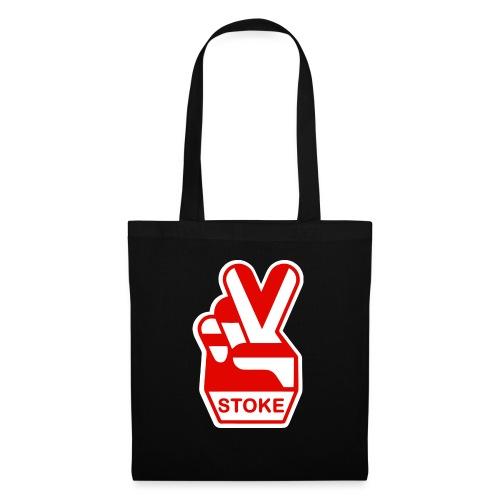 V-badge - Tote Bag