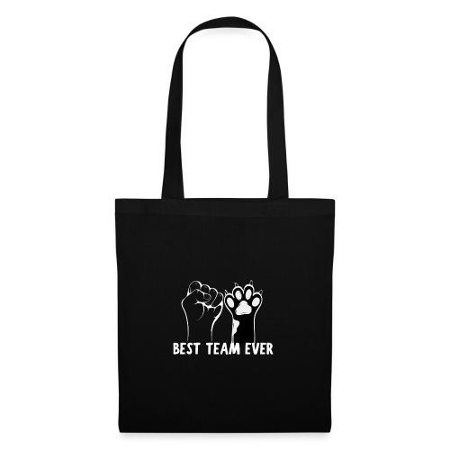 The Best Team Ever My And My Cat- Recxoo.com - Mulepose