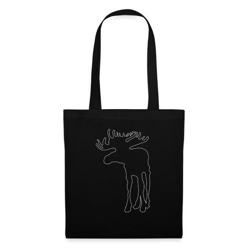 Eland in het donker - Tote Bag