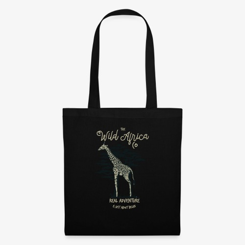 Girafe - Sac en tissu