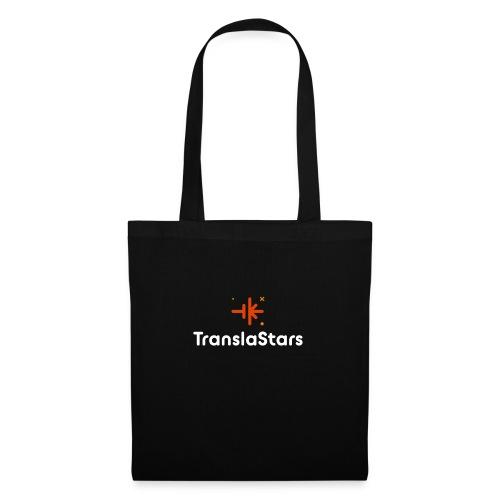 Logo TranslaStars - Bolsa de tela