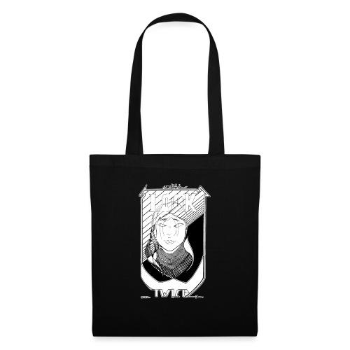 LOOK TWICE - Tote Bag