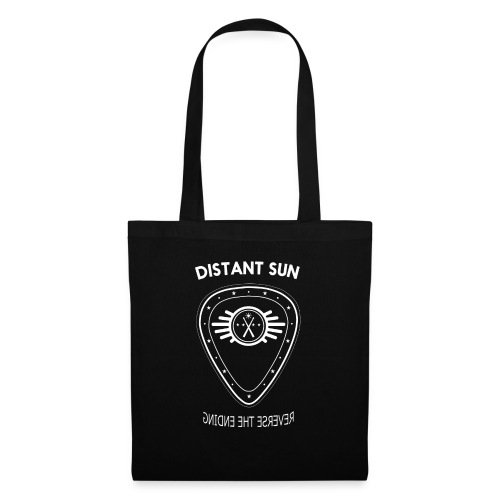 Distant Sun - Mens Standard T Shirt Black - Tote Bag