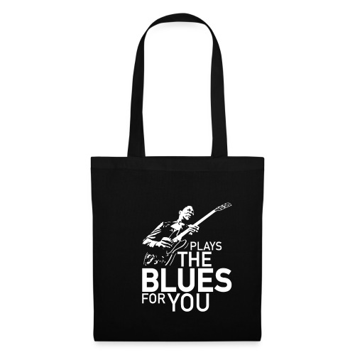 Plays the blues for you - Tas van stof