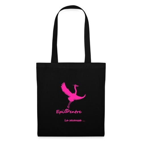 epicentre marque rose bonbon - Sac en tissu