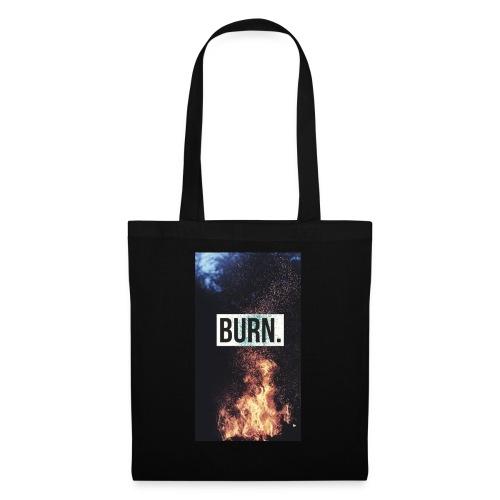 Burn - Tote Bag