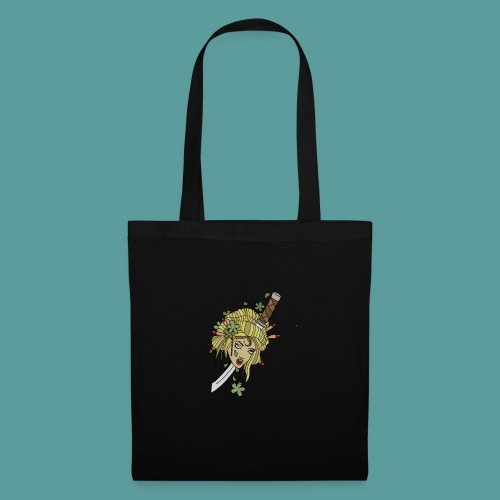 Samurai-No-More - Tote Bag