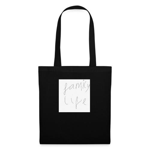 Family life bag - Tote Bag