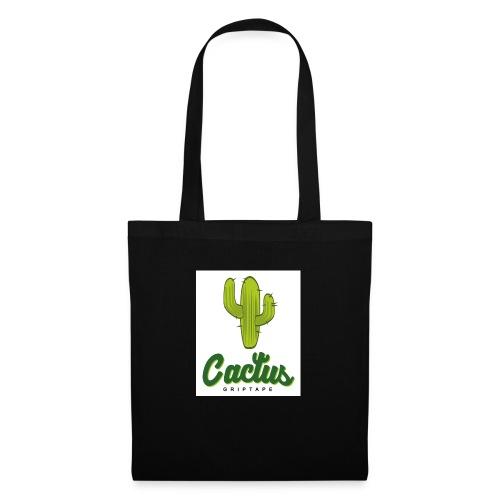 Cactus friptape - Bolsa de tela