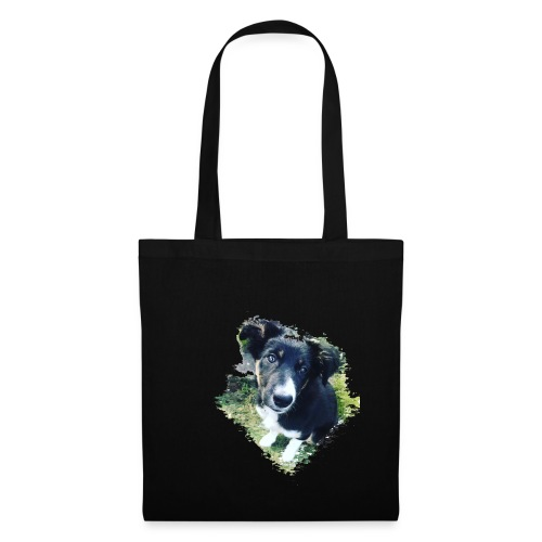 colliegermanshepherdpup - Tote Bag
