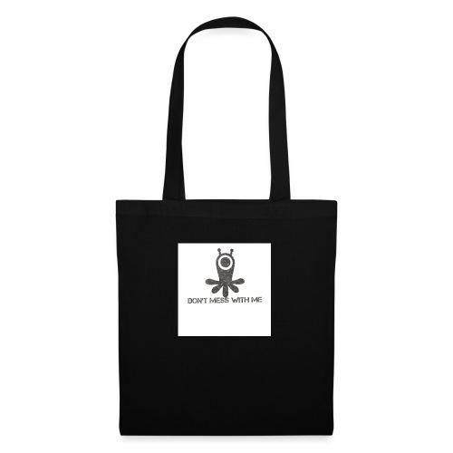 Dont mess whith me logo - Tote Bag