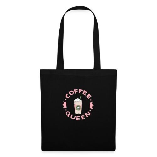 Coffee Queen - Bolsa de tela