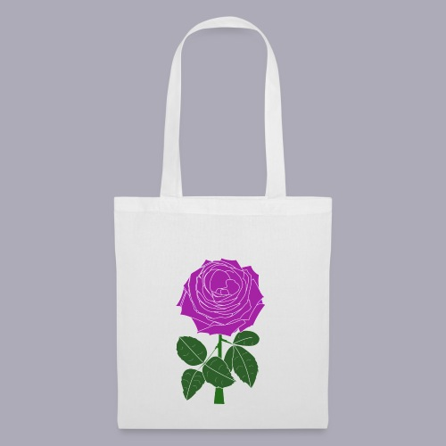 Landryn Design - Pink rose - Tote Bag