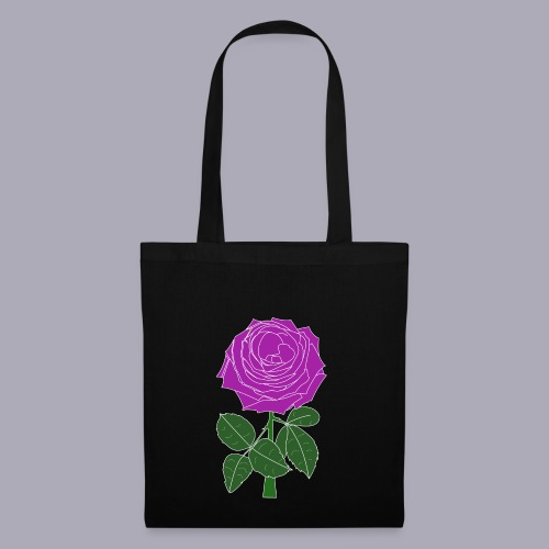 Landryn Design - Pink rose - Tote Bag