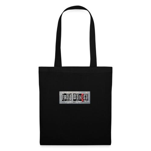 logo freddenise rectangle - Tote Bag