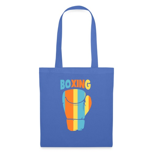 boxing design Color - Sac en tissu