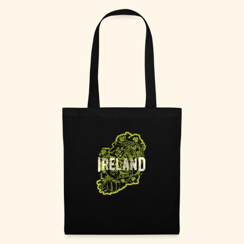 Ireland T Shirt Design - Stoffbeutel
