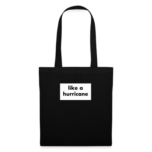 Hurricane - Stoffbeutel