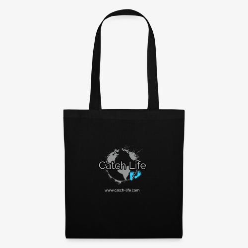 Catch Life Black - Tote Bag