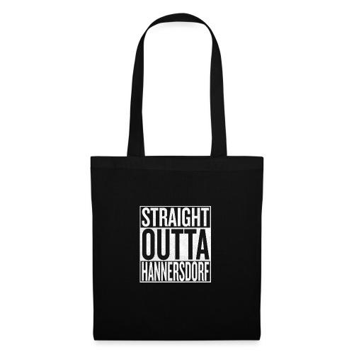 Straight Outta Hannersdorf - Stoffbeutel